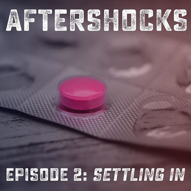 Episode 2: Settling In. Are you caught up? #AudioDrama #Horror #Aftershocks
