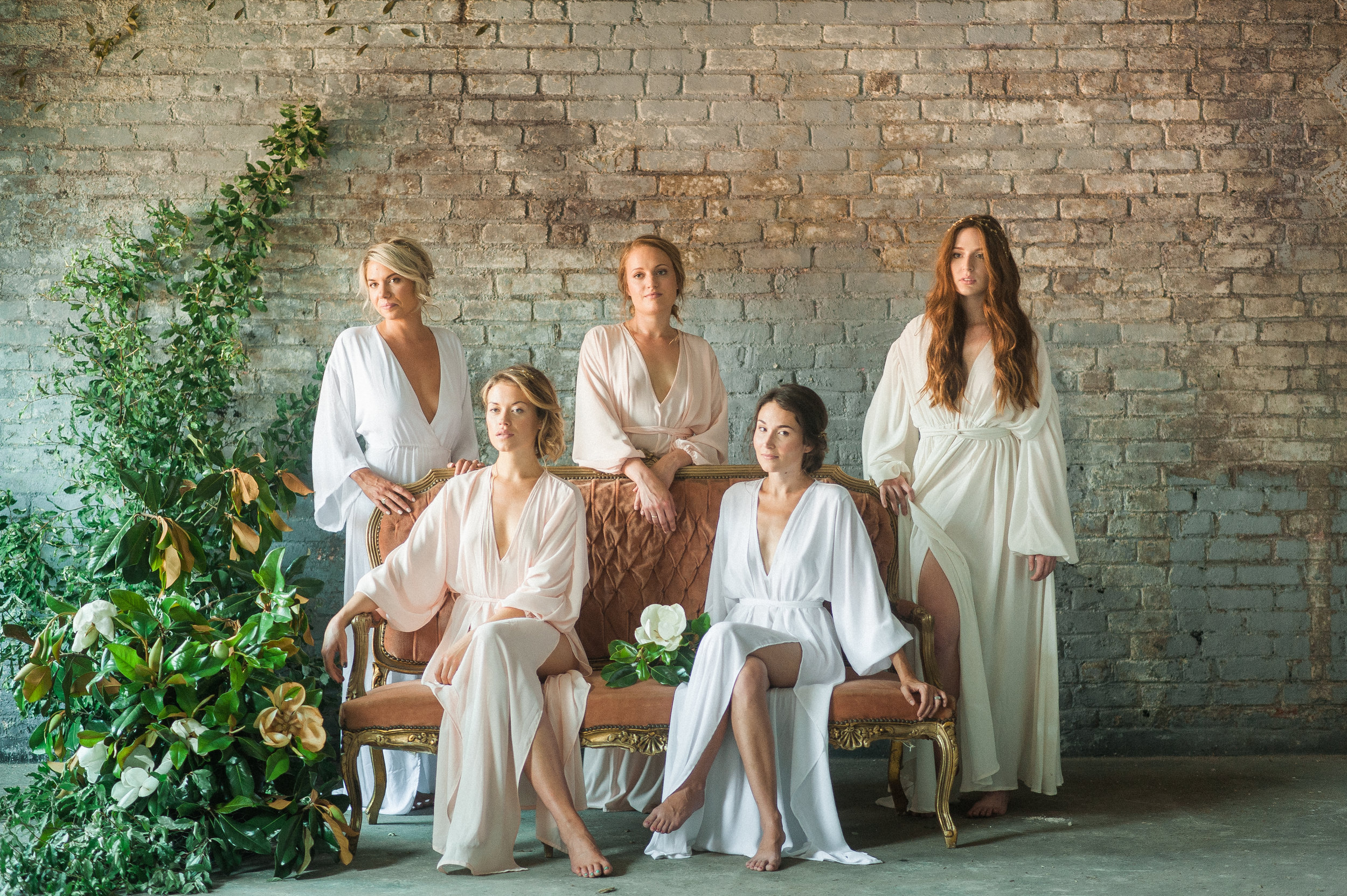 My Story - Established in Charlottesville, Virginia, Brianna launched Mood & Muse in early 2017 while she worked as a fine art wedding and editorial hairstylist. She found that her brides were always on the hunt for designer bridal accessories and robes. As their options were limited to only a few stores, she decided to open up her own boutique and partner with high end designers . Combining her love of fashion and the bridal industry, she created a business for the Romantic, Boho, and Minimalist at heart.