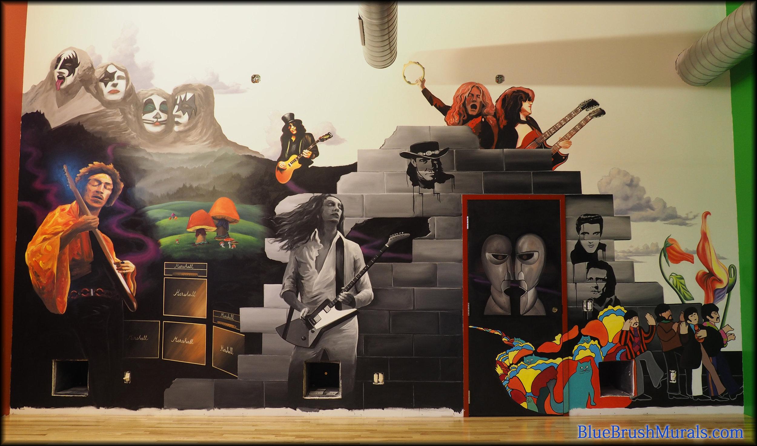 Jam Mural 24x14'