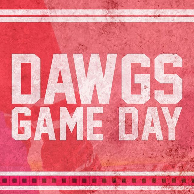 Game Day. #FeedTheDawgs vs. Maxy Fries