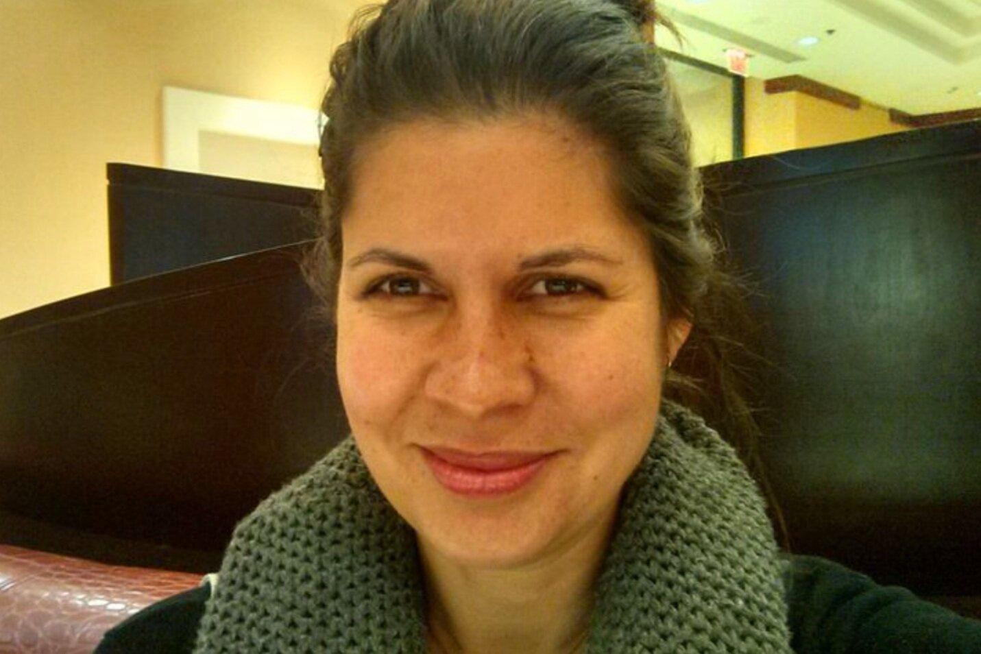 María Eugenia Mayobre - Writer