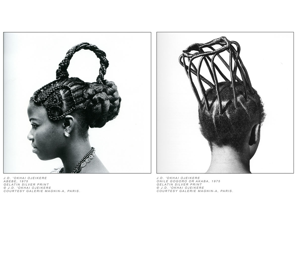 J.D 'Okhai Ojeikere: Hairstyles and Headresses - Southbank Centre's Hayward Gallery and Of One Mind present the first Australian tour of work by the acclaimed African photographer J.D 'Okhai Ojeikere for WOW at Festival 2018. J.D 'Okhai Ojeikere's Hairstyles series is a unique typological survey, which provides an enduringly beautiful and powerful insight into Nigerian culture.The exhibition will feature over 40 images printed from the original negatives.