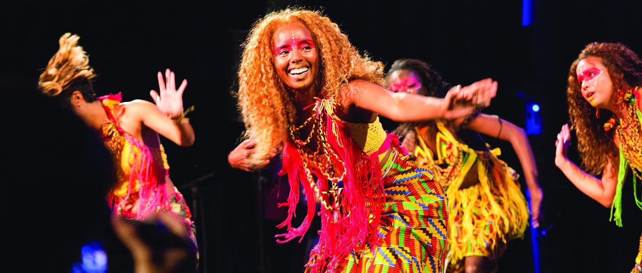 Dance Workshops at Wow, Festival 2018