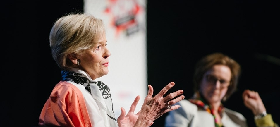 Quentin Bryce at Wow, Festival 2018