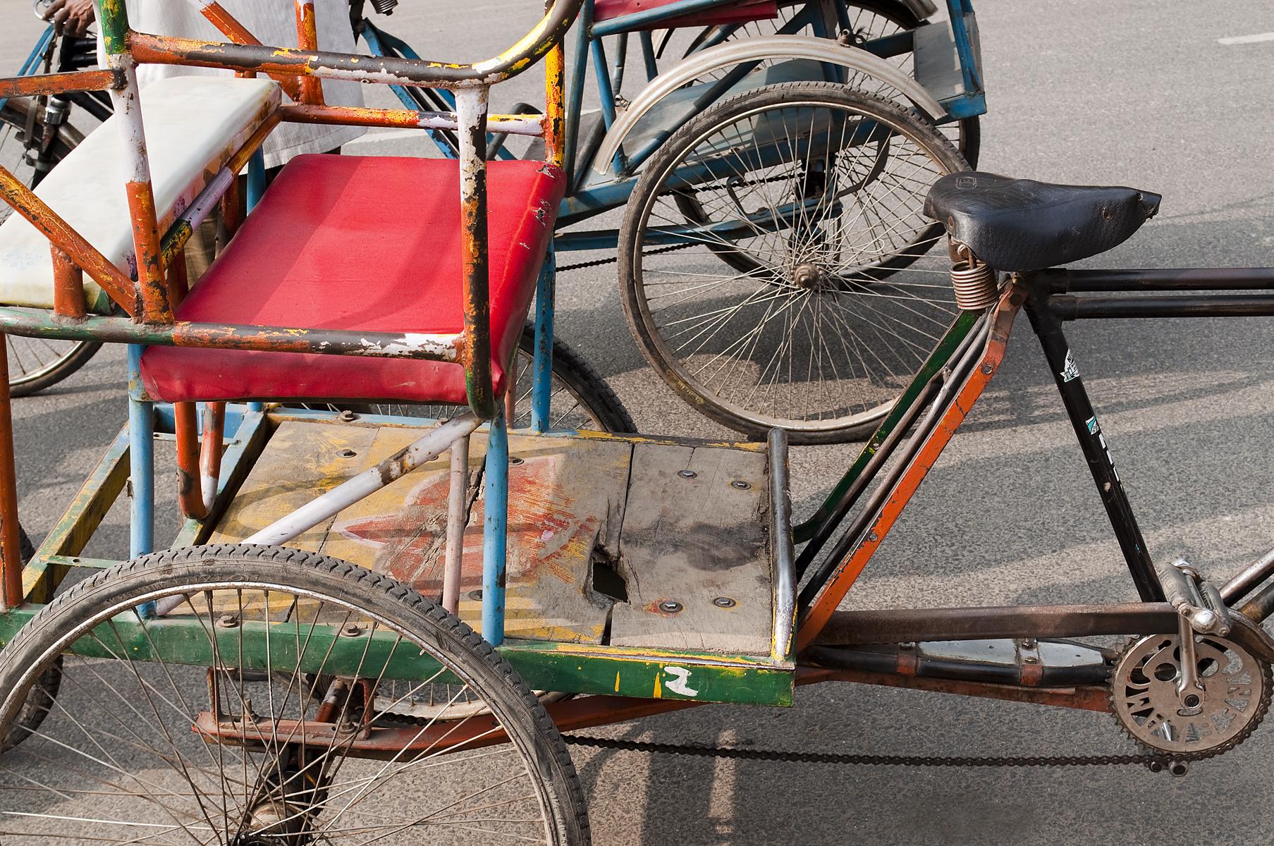 Pedicab  , Archival Pigment Print, $120 (matted)