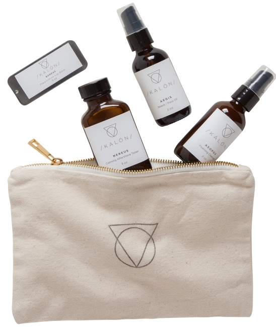 Botanical Bacchus Set - Available at Alternative Apparel - This set is perfect for the skin care junky in your life looking to switch over to a more natural approach. Go ahead and give them a head-start for their New Year resolution.
