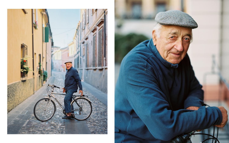Local Man Lugo, Italy  2017