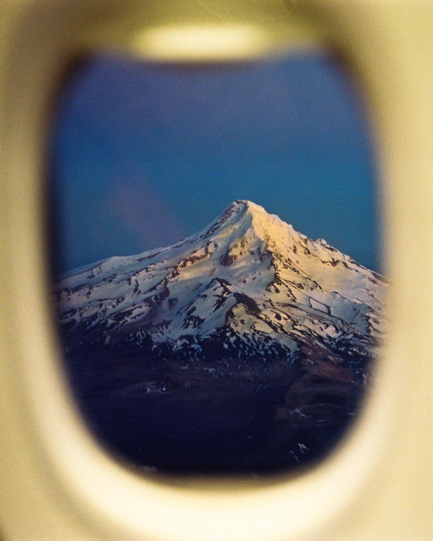 Mt. Hood, Oregon  2016