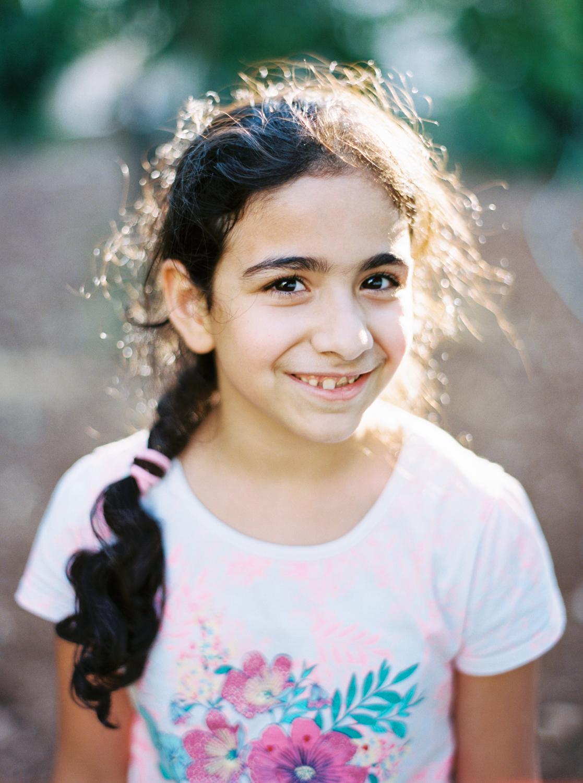 Palestinian Girl Hebron, Palestine West Bank  2015