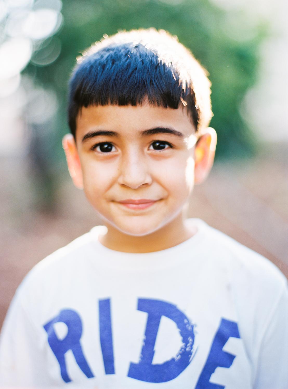 Palestinian Boy Hebron, Palestine West Bank  2015