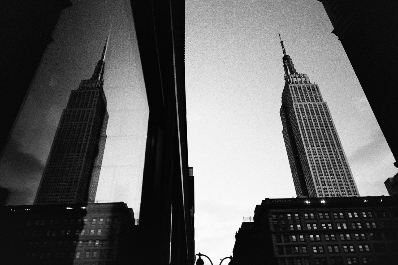 Empire State Building New York City, New York USA  2015