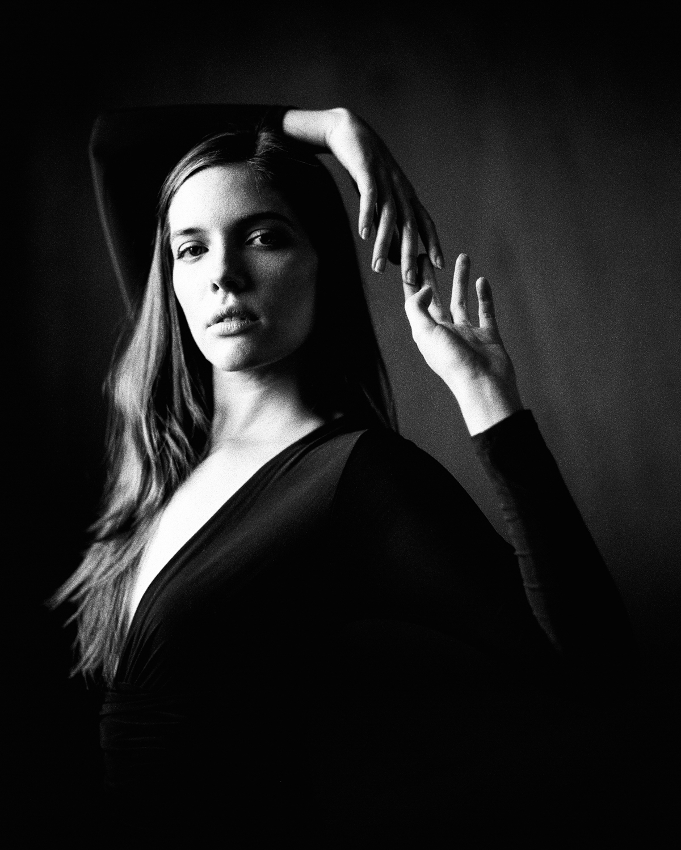 16_Jennifer_Arizona_Low_Key_Portrait_Pentax_67_Ilford_Delta_3200_Copyright_Taylor_Noel_Photography.jpg
