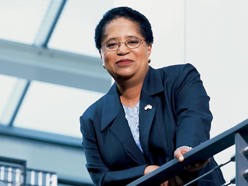 Dr. Shirley Ann Jackson (Image credit:Rensselaer Polytechnic Institute