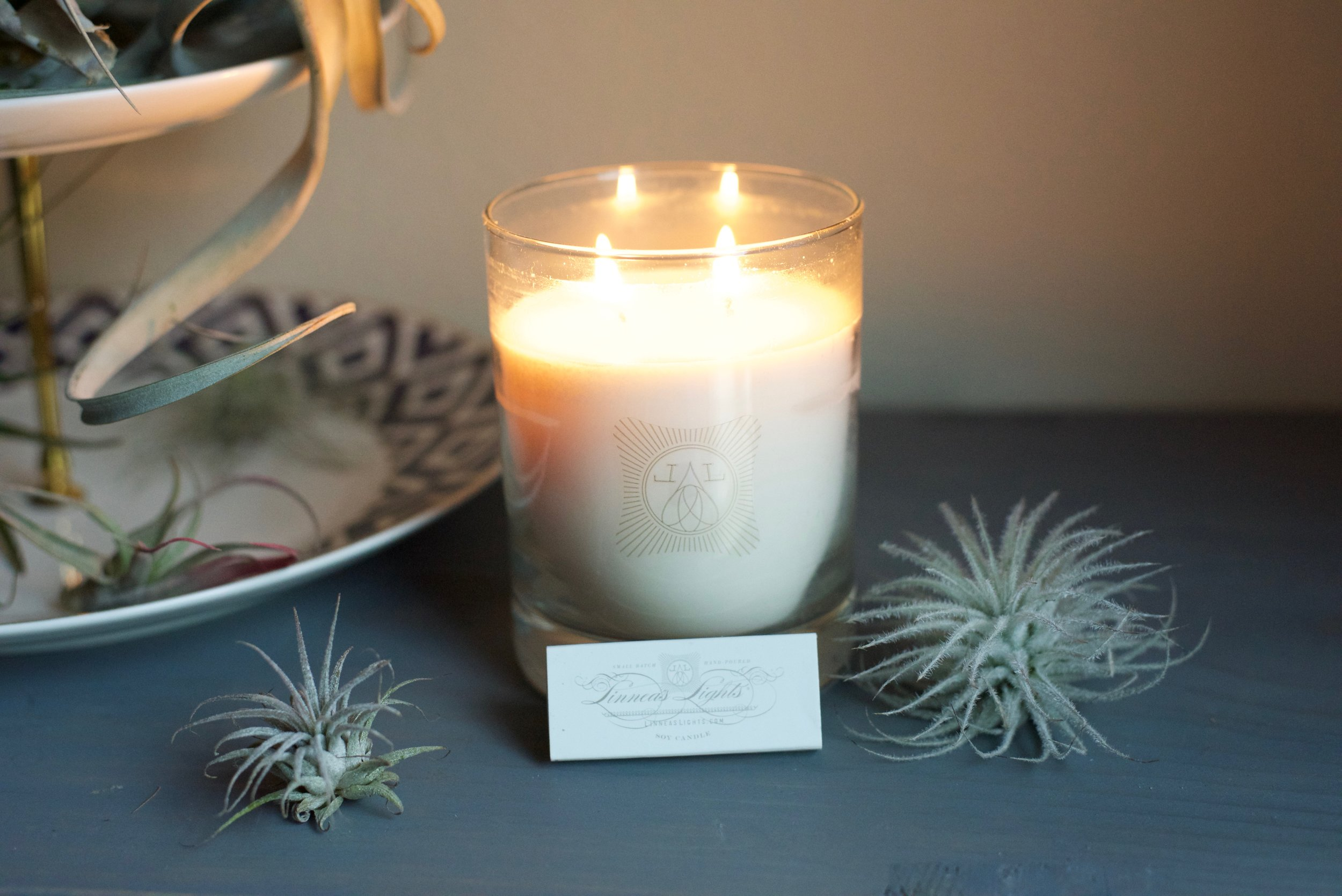 Linnea Lavender Soy Candle Review