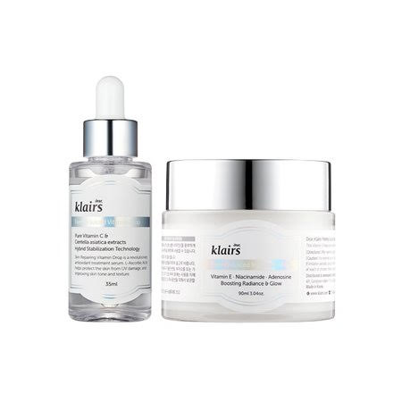 Klairs Brightening Duo - Get it for $35 and save 30%Shop