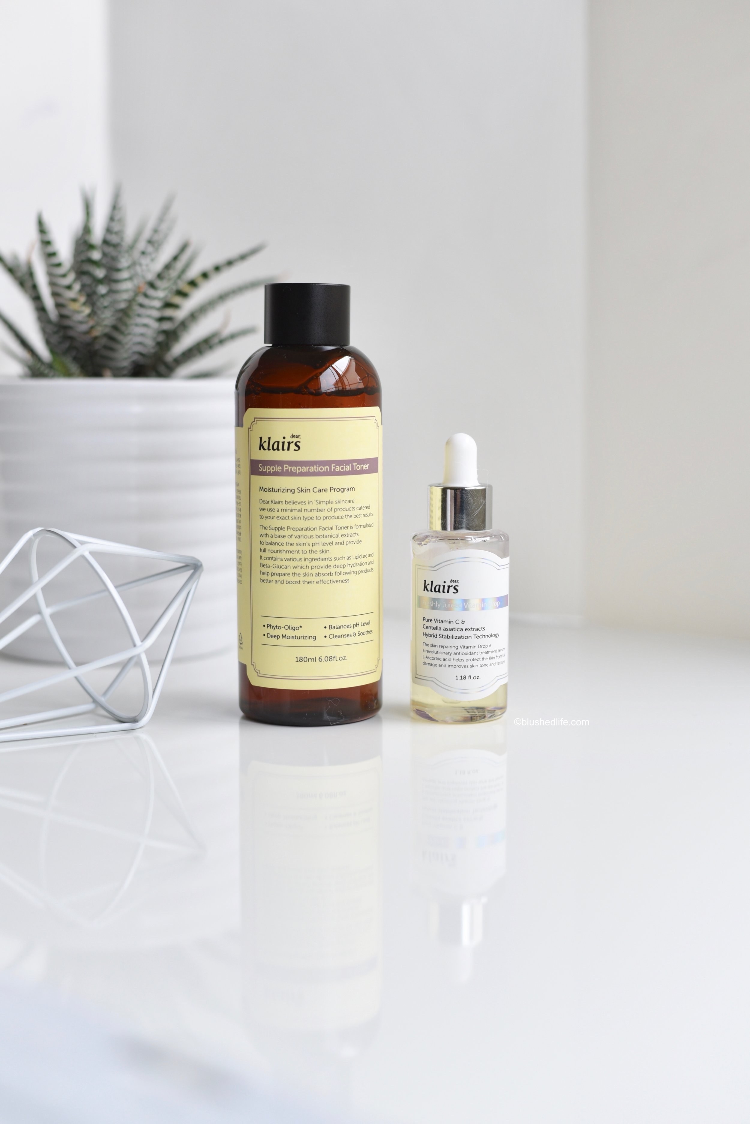 Shop toner:  http://amzn.to/2FbAxNQ  or  here   Shop vit c:  here