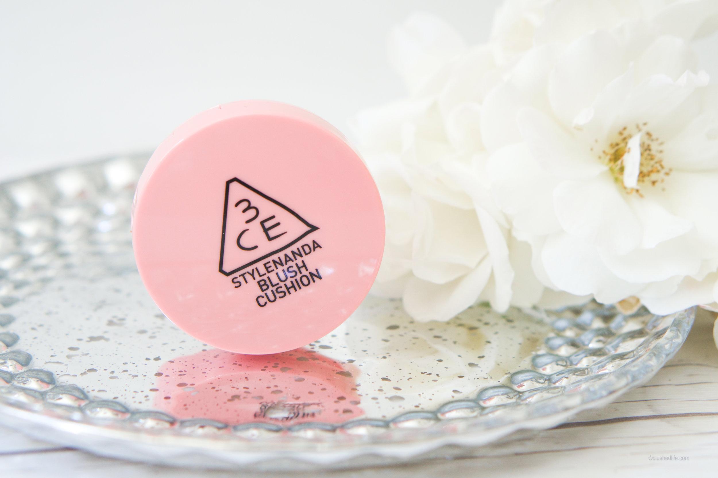 3CE Blush Cushion #Pink -