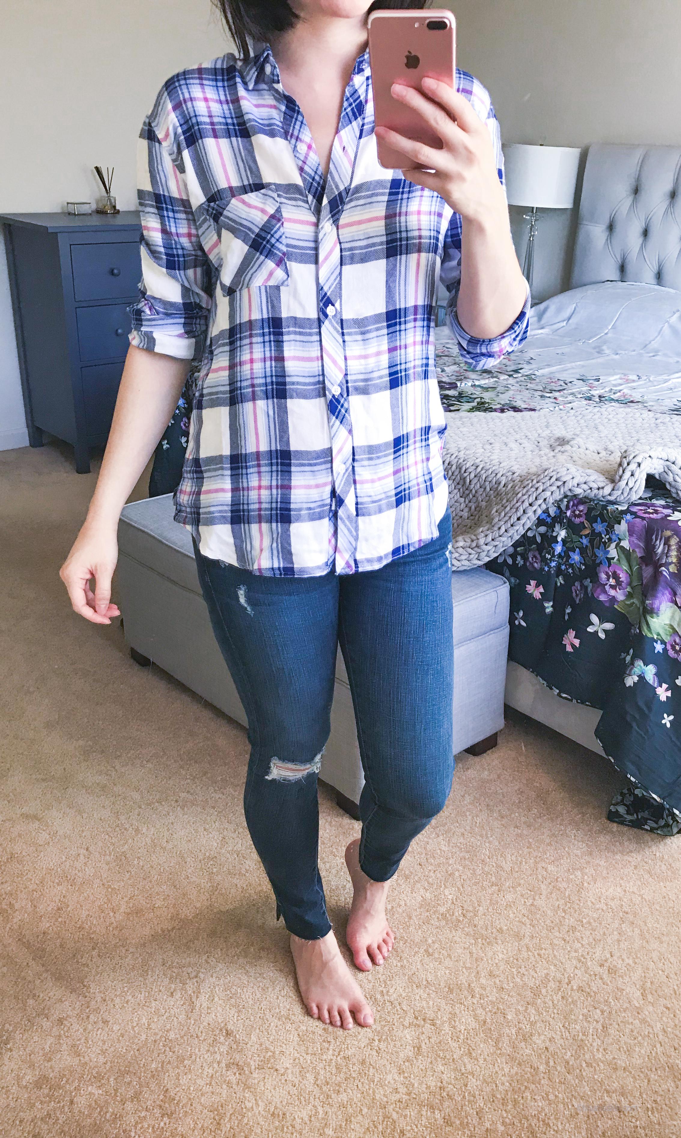 Rails Plaid Shirt -