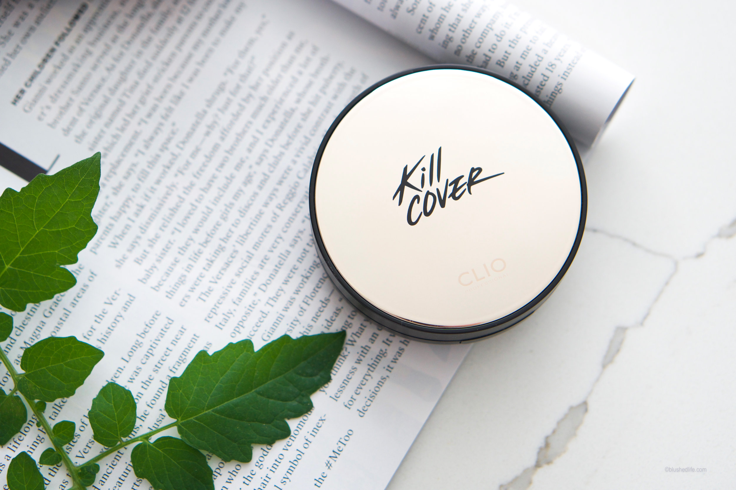Clio Kill Cover Founwear Cushion Foundation -