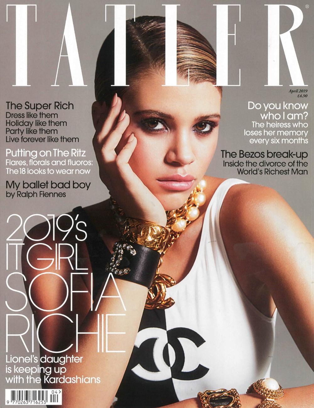 Tatler UK April 2019 Issue - Advertorial