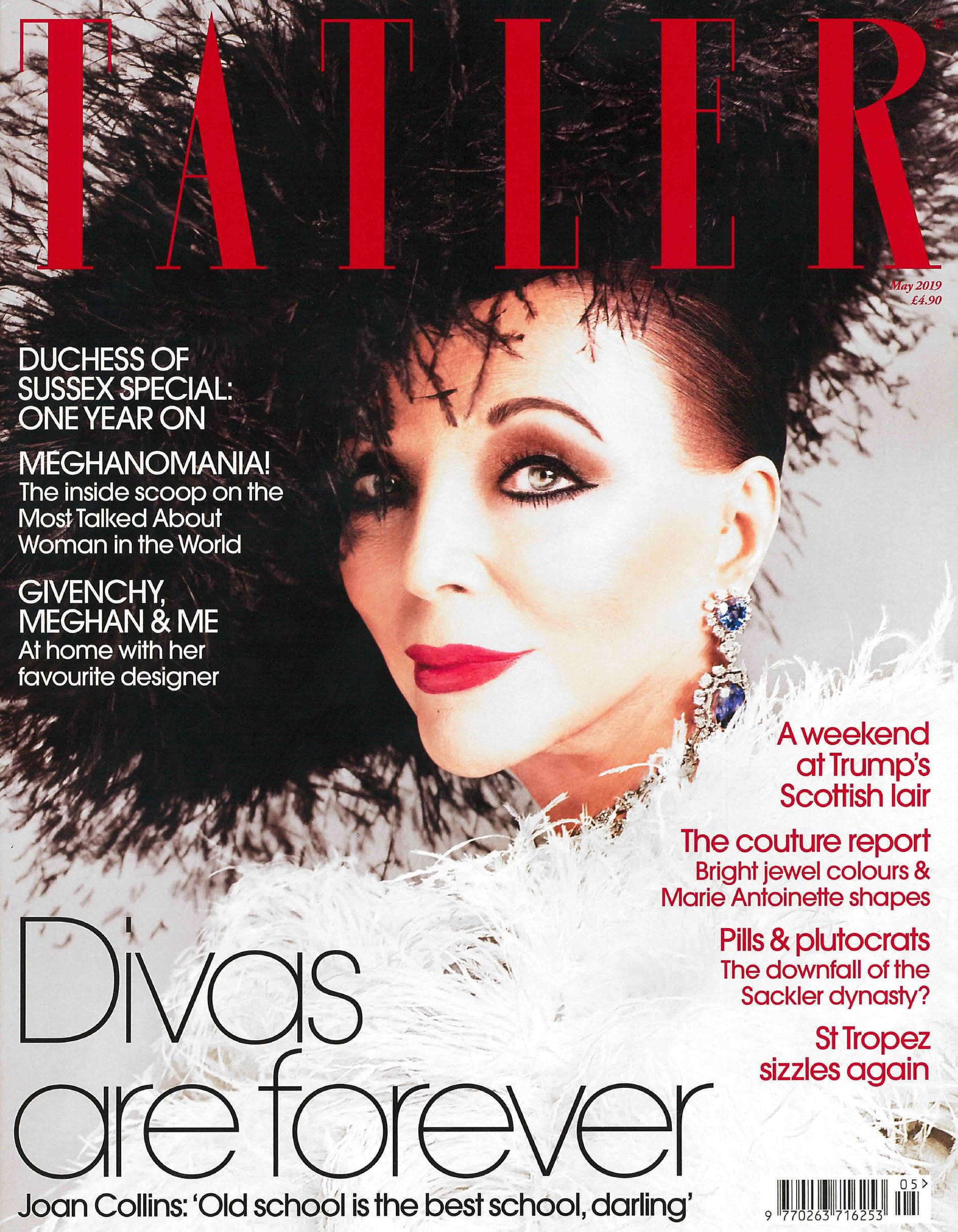 Tatler UK May 2019 Issue - Advertorial