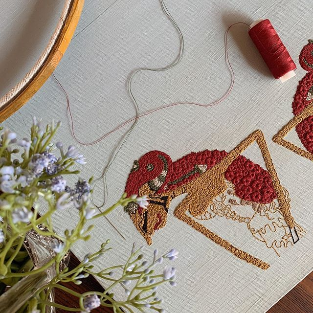 Srikandi Bag, available soon!  #slowfashion #ethicalfashion #embroidery #handmade #culture #traditional #fashion #art