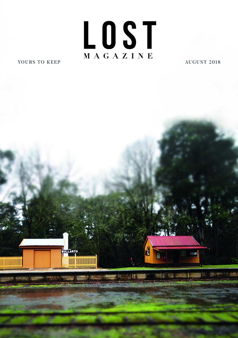 Lost Magazine August 2018