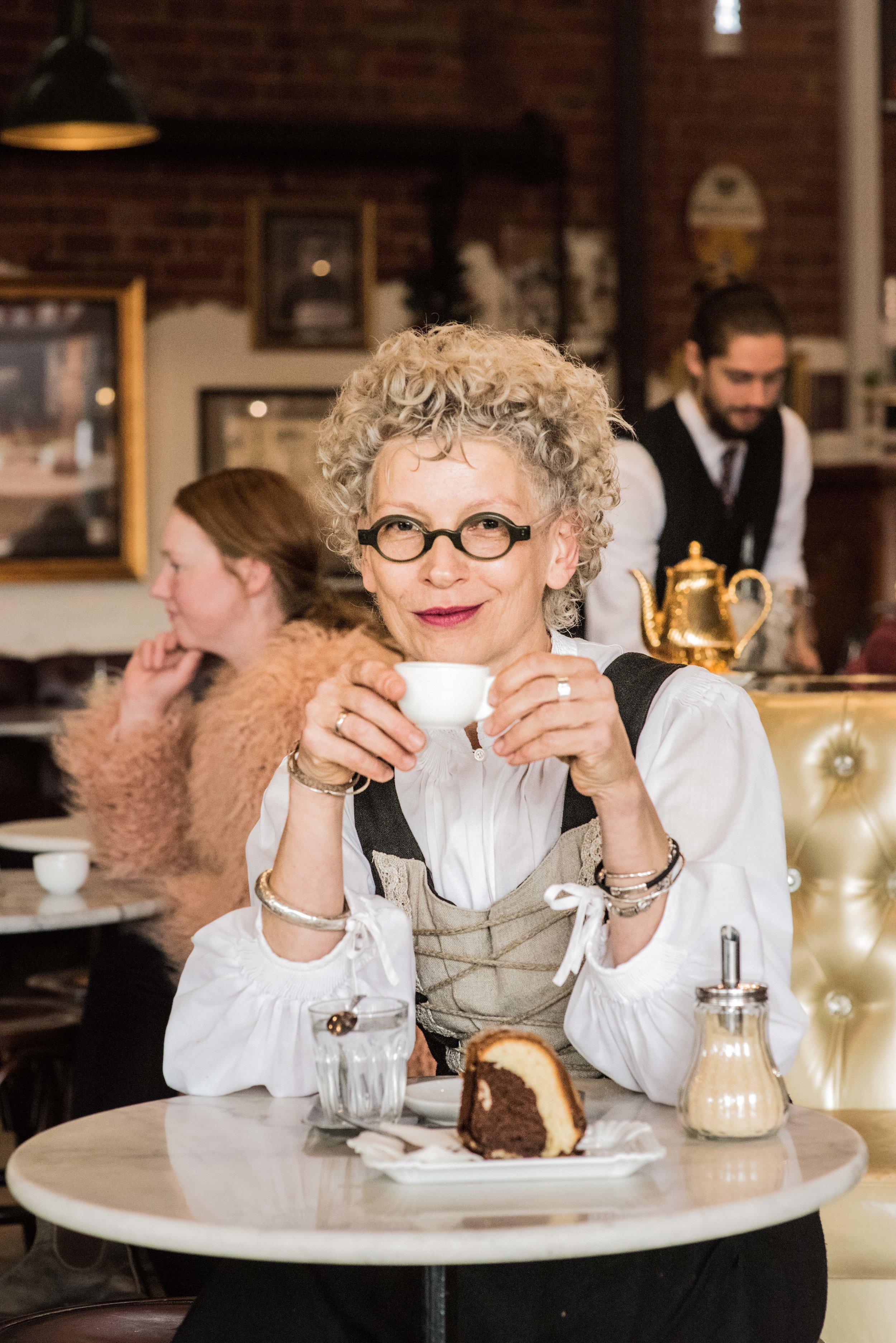 Elna Schaerf Trauner  Das Kaffeehause, Castlemaine. Copyright Richard Cornish 2019. Single use only. Credit Richard Cornish. -2.jpg