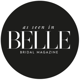 Featured artist on Belle Bridal Magazine