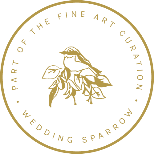 Wedding sparrow curation member