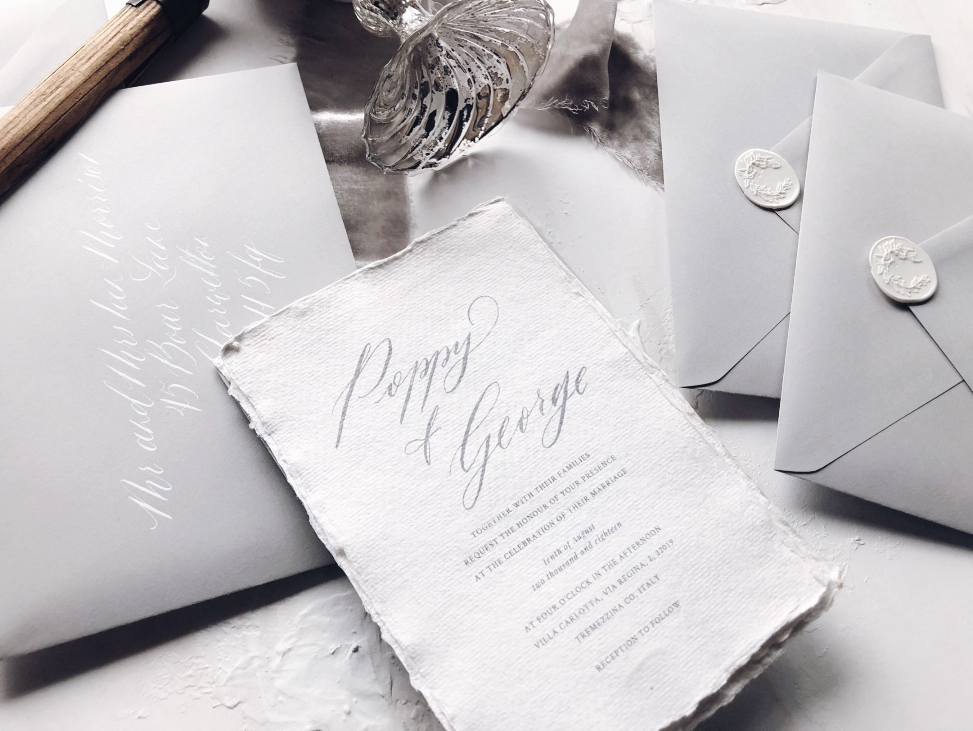 handmadepapercalligraphyinvitations