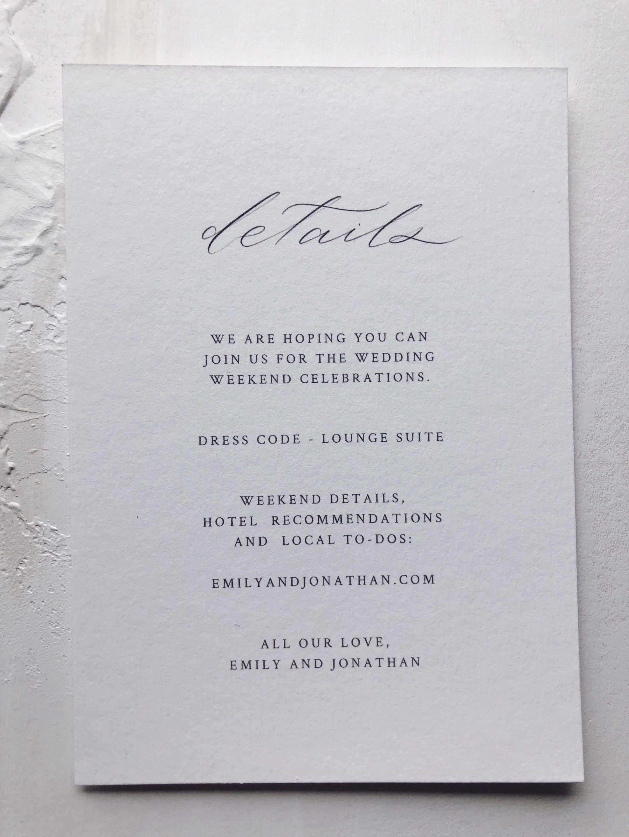 wedding_detail_card_calligraphy