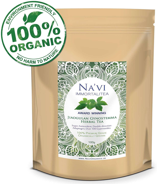 100% Natural and Organic - Award winning, best tasting herbal tea of Thailand