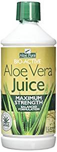 Aloe Vera Juice Max Strength - 1litre