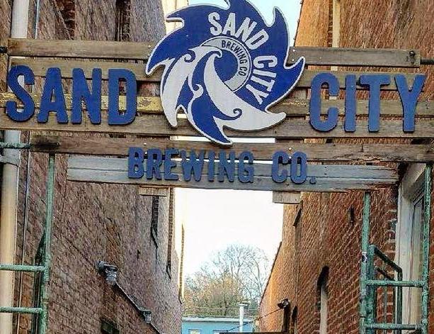 Sand City Brewing - Northport, NY