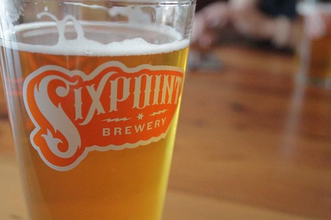 Sixpoint Brewery - Brooklyn, NY