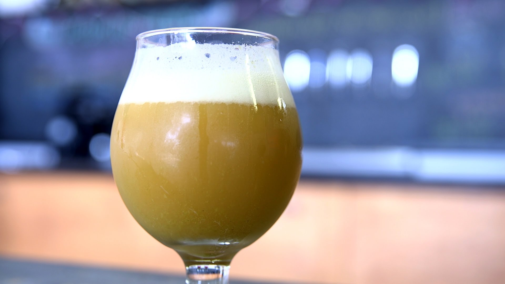 Aslin Beer Company in Herndon, VA released a AVIPA, a Quintuple IPA.