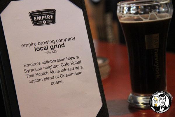 Empire Brewing Local Grind Scotch Ale