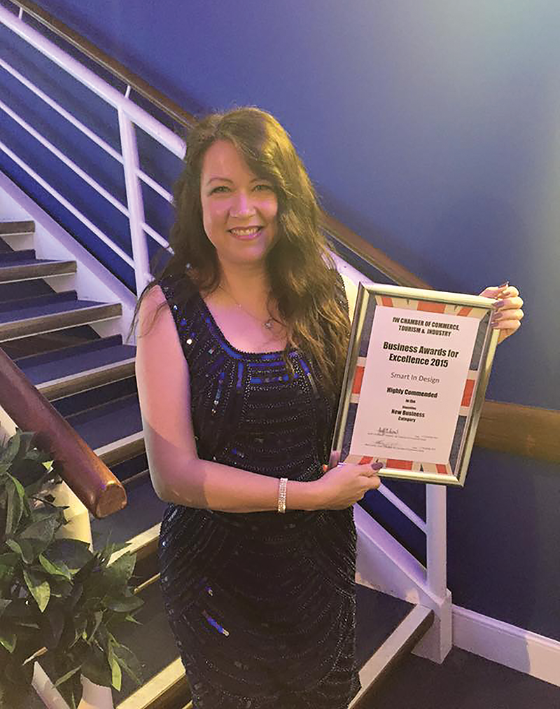 Isle of Wight Chamber of Commerce, Tourism & Industry Business Awards for Excellence
