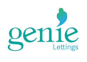 Genie Lettings branding