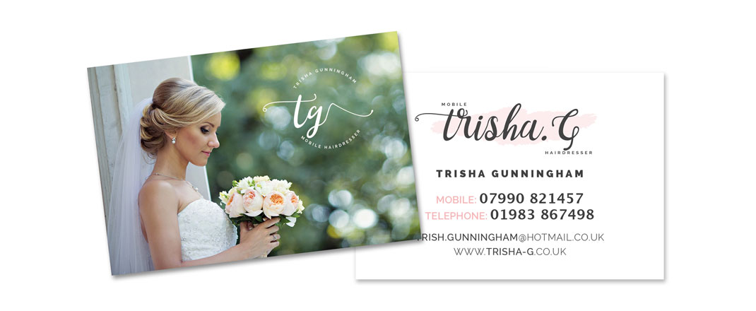 BUSINESS CARDS - 450gsm silk card laminated with either gloss, matt or velvet finish. Add texture by adding spot varnish to elements of your design or foil blocking for an even more professional finish.