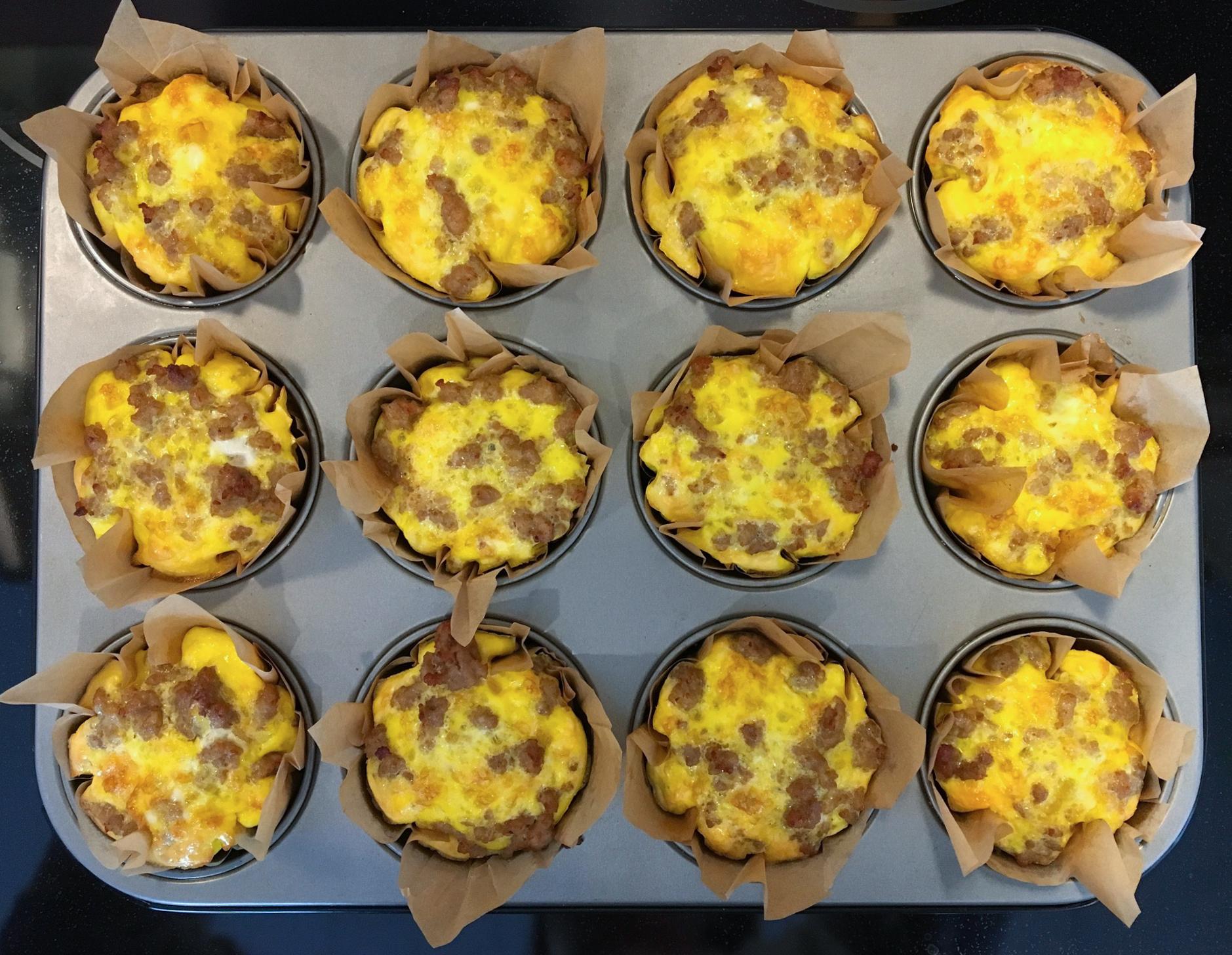 Mmmm. Eggs.