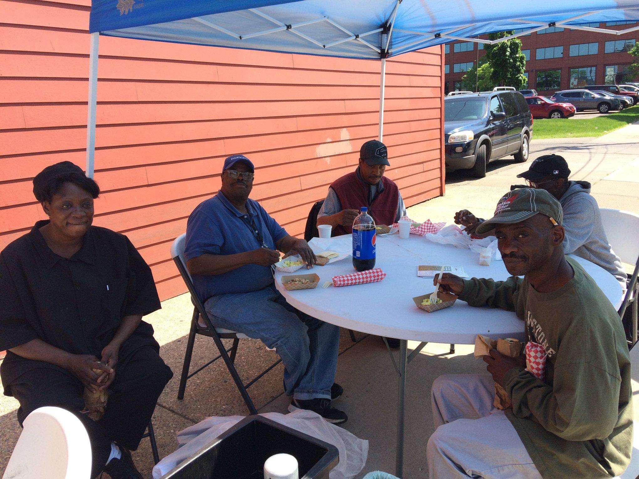 Shobis lunch outside.jpg