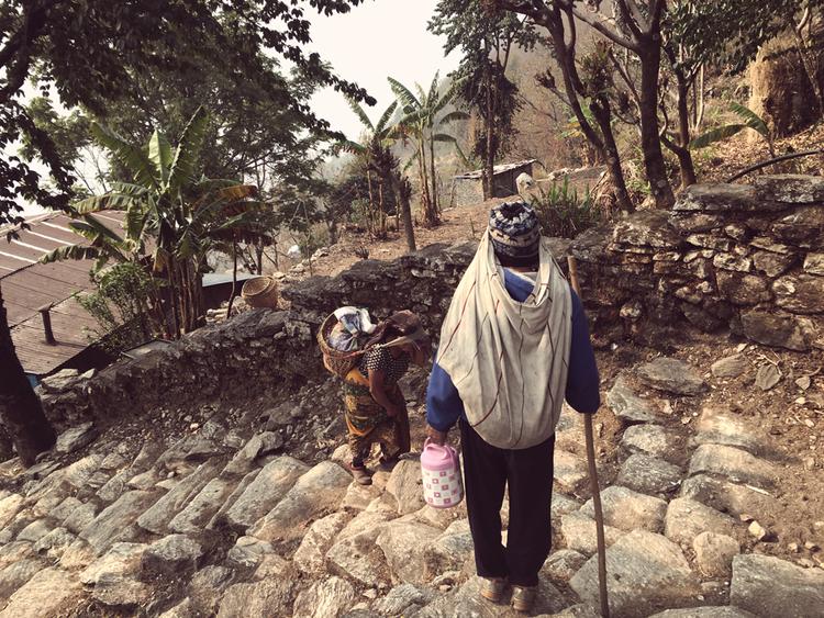 Locals Nepal Village.jpg