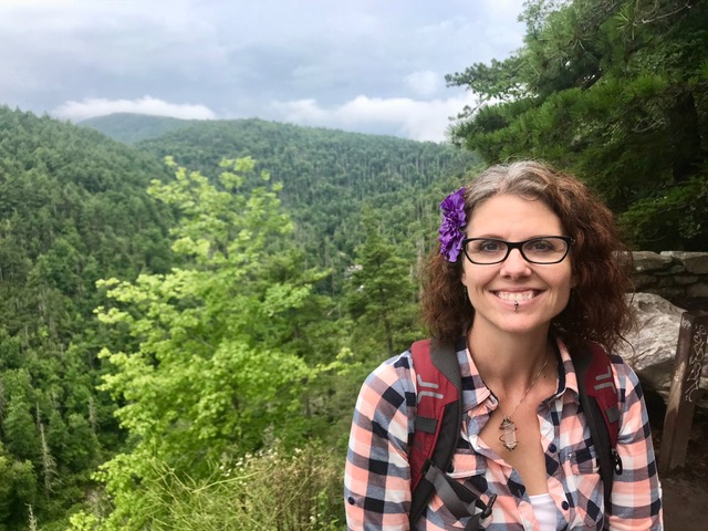 Melissa Loken, Forest Therapy Guide