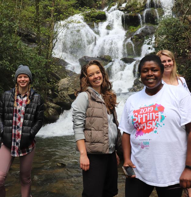 Catawba Falls — Asheville, NC