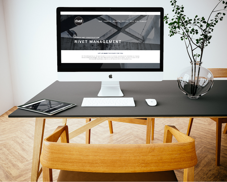 rivet management portfolio   get social