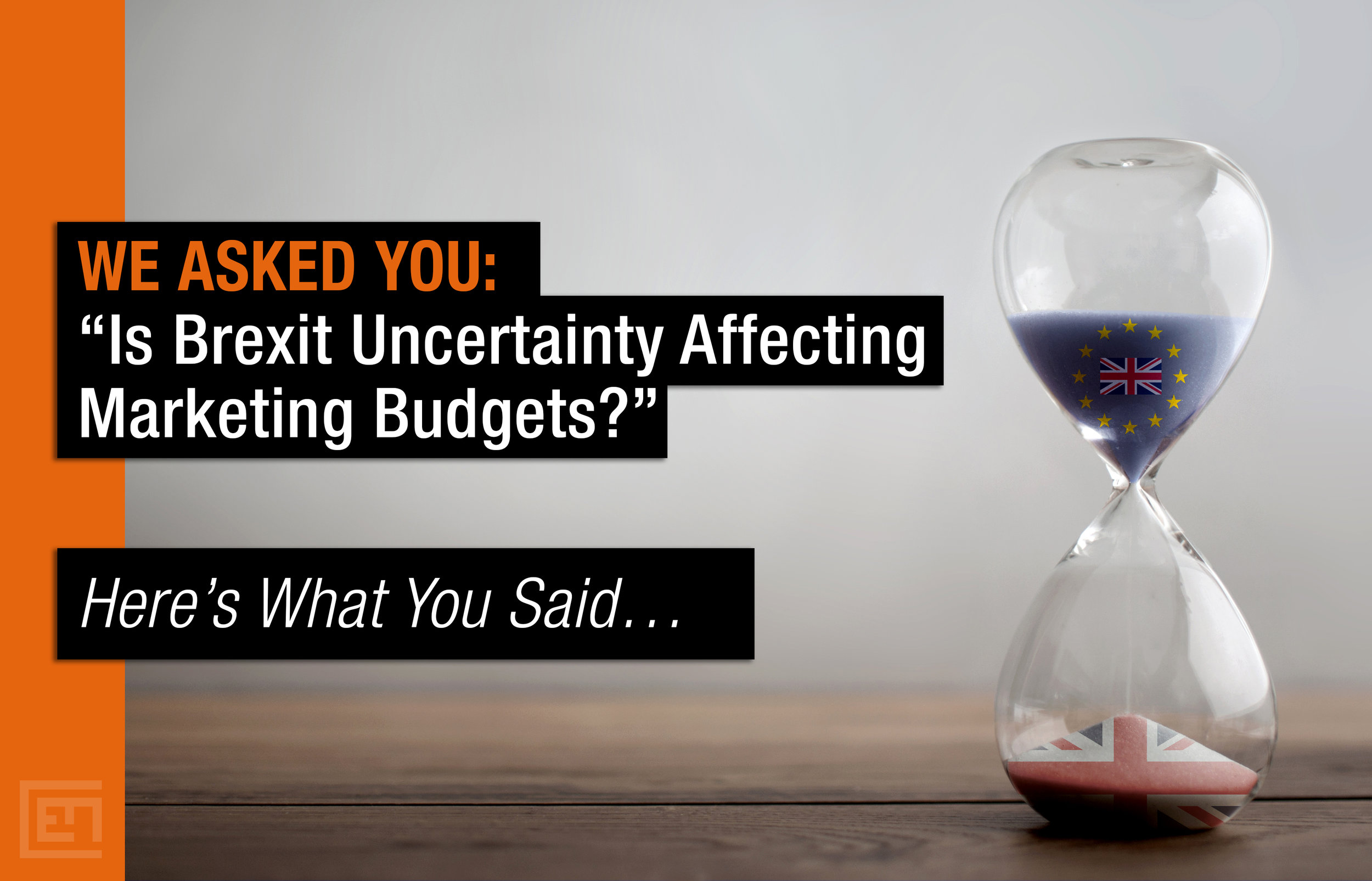 The Truth About Marketing Spending in the Construction Industry - CME did our own industry survey to find out whether construction  companies really are concerned about Brexit and whether it's affecting their marketing budgets and decisions. The results might surprise you.Read More