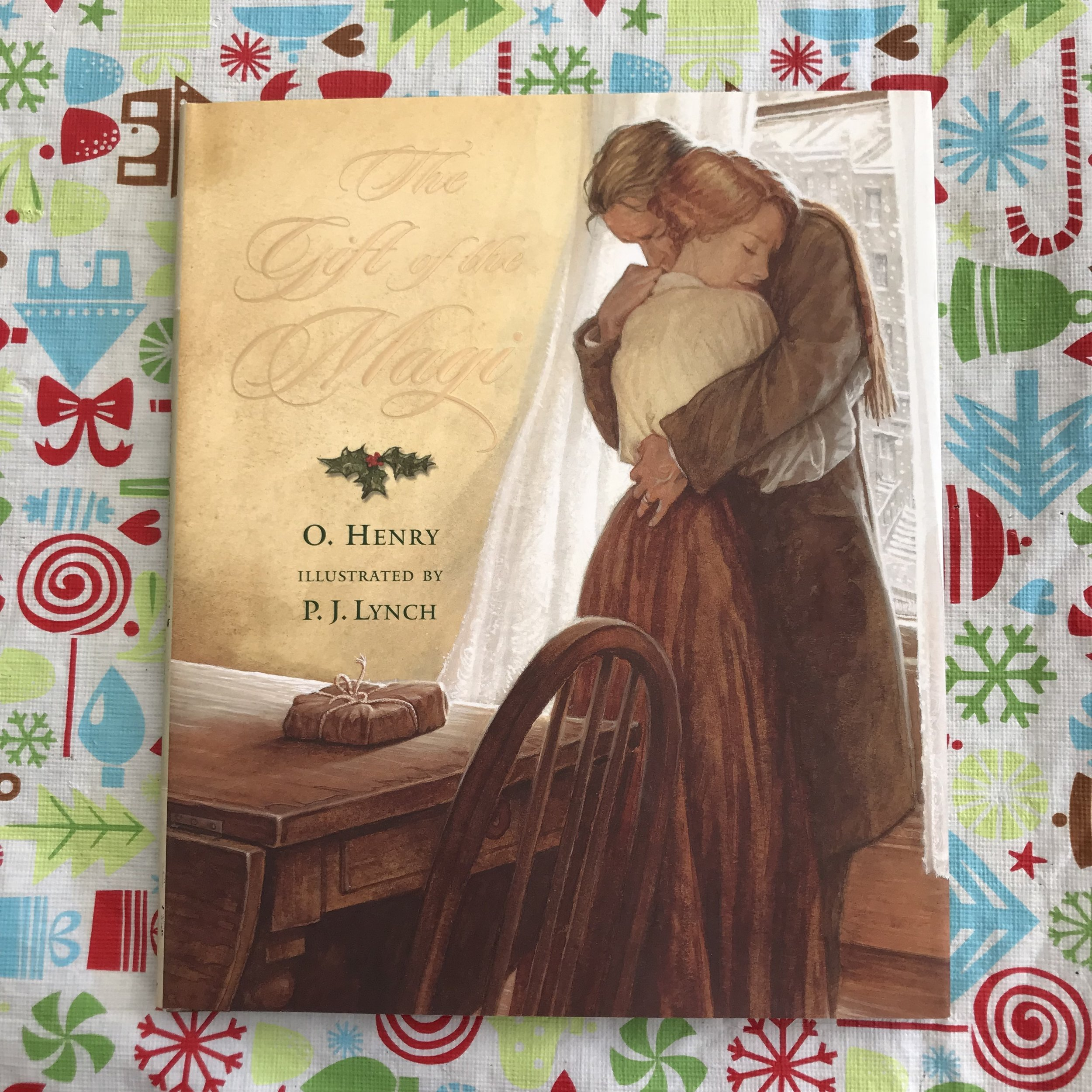 A classic I couldn't resist… - …it's the Hallmark movie of picture book short stories.