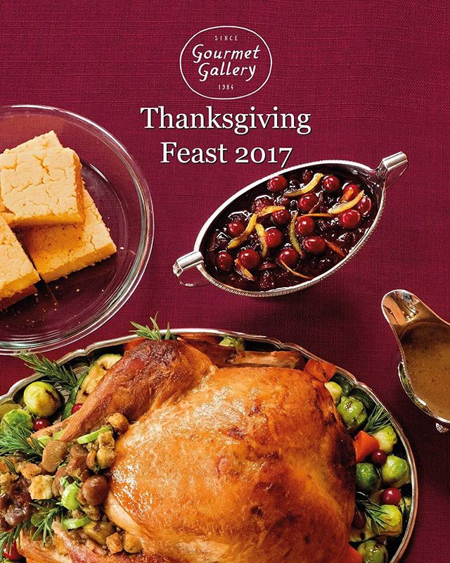 The Original Thanksgiving Turkey feast in Bangkok since 1984!  We are pleased to offer Gourmet Gallery's Annual signature Turkey Set Meal on 23th till 26th November 2017 For take-home or dining at the Gourmet Gallery: Bakery & Café, Sukhumvit 39.  Contact 022600603 022600653 to reserve. Whole turkey is also available as well (subject to availability). Menu comes with Salmon Chowder,  Honey Butter Corn Bread, Roast Turkey Meat for 1 person with Chestnut stuffing and Gravy, Cranberry-Orange Sauce, Maple-Glazed Carrots Brussels sprouts with Balsamic Vinaigrette,  Creamy Mashed Potatoes, Homemade Pecan Pie with Jack Daniels ice cream or Brown Sugar Pumpkin Pie with Vanilla Ice Cream. 1,695 baht per set menu. Book now! #Bangkok #turkey #roastedturkey #sukhumvit39 #thanksgiving #2017